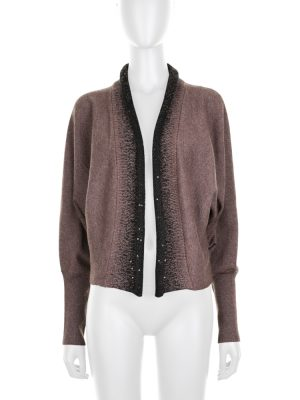 Buttonless Cashmere Cardigan by Brunello Cucinelli - Le Dressing Monaco