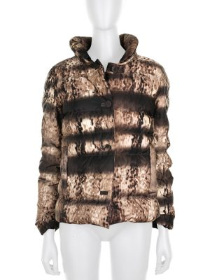 Short Down Feather Jacket by Prada - Le Dressing Monaco