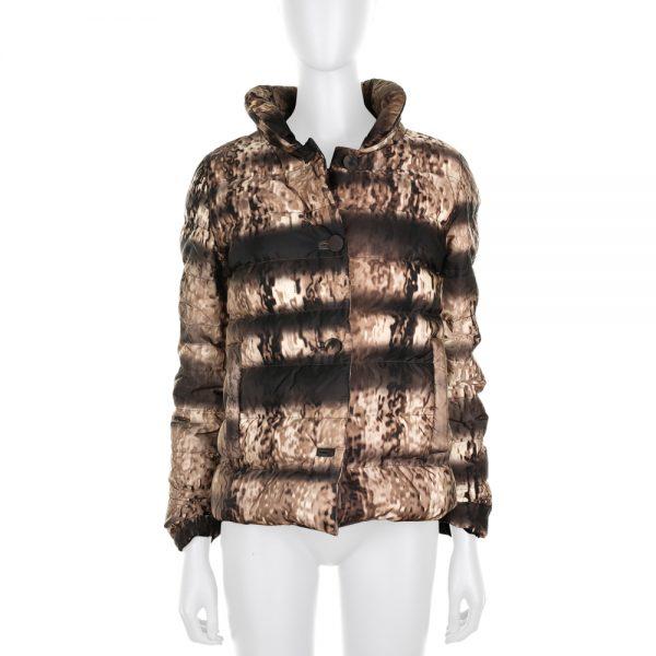 Short Down Feather Jacket by Prada - Le Dressing Monaco
