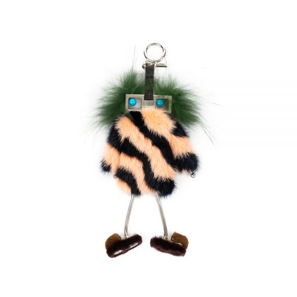Shop this Witches Bag Charm by Fendi at Le Dressing Monaco - 100% Authentic and carefully selected luxury items. Enjoy free shipping in Europe.