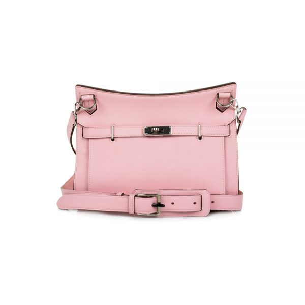 Jypsière Handbag Swift Leather Sakura Pink