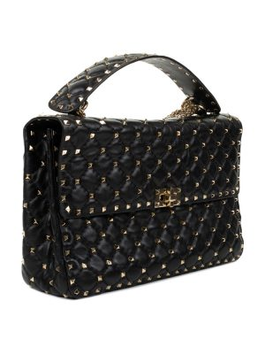 Spike Rockstud Shoulder Handbag Big Model by Valentino Garavani