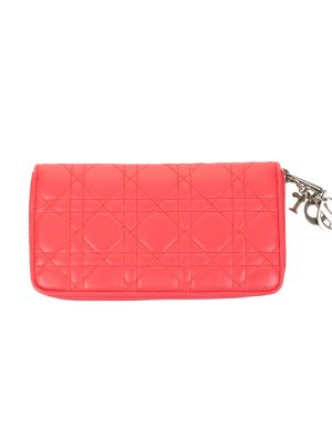 Pink Lady Dior Wallet by Christian Dior Le Dressing Monaco