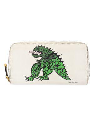 Niki de Saint Phalle Dinosaure Wallet by Christian Dior Le Dressing Monaco