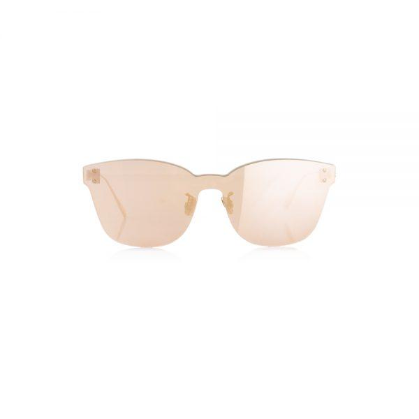 Nude Dior Color Quake 2 Sunglasses by Christian Dior at Le Dressing Monaco