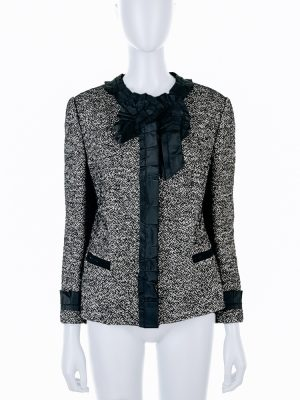 Short Jacket with Details by Dolce e Gabbana - Le Dressing Monaco