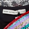Pencil Sequin Skirt with Crystal Insects by Mary Katrantzou - Le Dressing Monaco