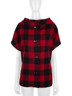 Short Sleeves Checkered Jacket by Marni - Le Dressing Monaco