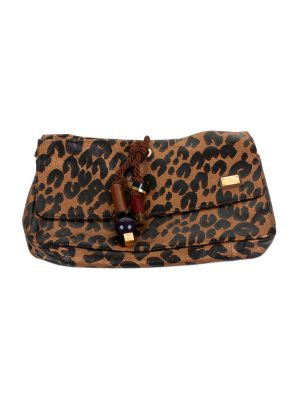 Leopard Nocturne African Queen Pochette by Louis Vuitton - Le Dressing MC