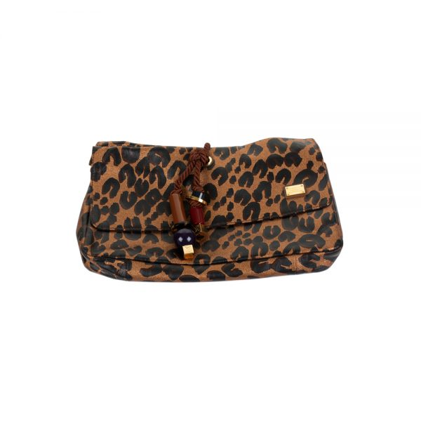 Iridescent Leopard Pochette by Louis Vuitton - Le Dressing Monaco