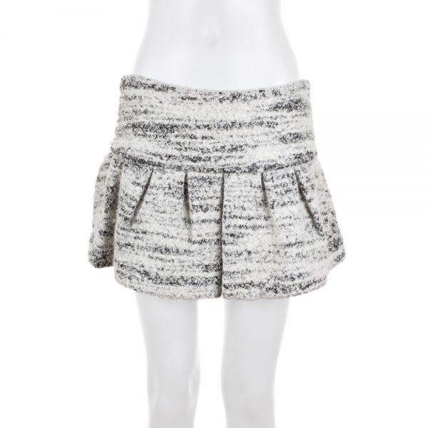 Blended Mini Skirt by Isabel Marant - Le Dressing Monaco