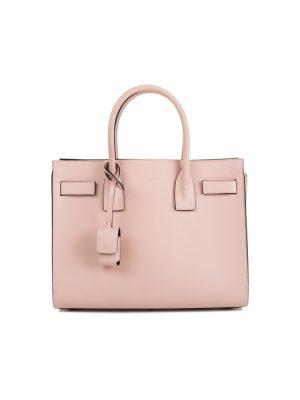 Pink Mini Sac de Jour by Saint Laurent - Le Dressing Monaco