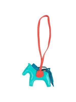 Small Rodeo Bag Charm by Hermès - Le Dressing Monaco