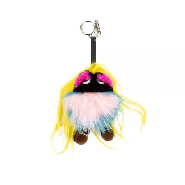 Monster Bag Charm With Feet by Fendi - Le Dressing Monaco