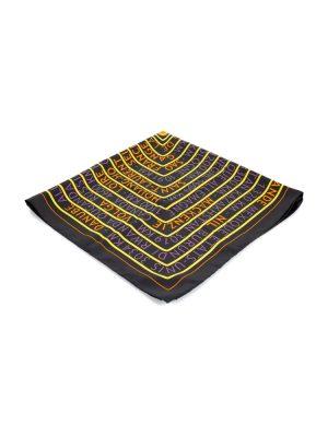 Les Sources de La Vie Silk Scarf by Hermès - Le Dressing Monaco
