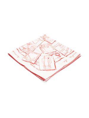 L'art de Nouer et Porter Small Silk Scarf by Hermès - Le Dressing Monaco
