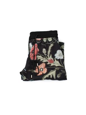 Silk Nature Print Jogging Pants by Gucci - Le Dressing Monaco