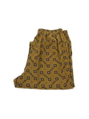 Printed Logo Pyjama Pants by Balenciaga - Le Dressing Monaco