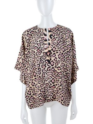 Silk Leopard Shirt by Givenchy - Le Dressing Monaco