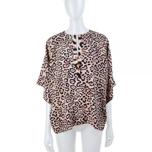 Silk Leopard Shirt by Givenchy - Le Dressing Monaco