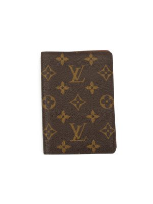 Monogram Simple Wallet by Louis Vuitton - Le Dressing Monaco