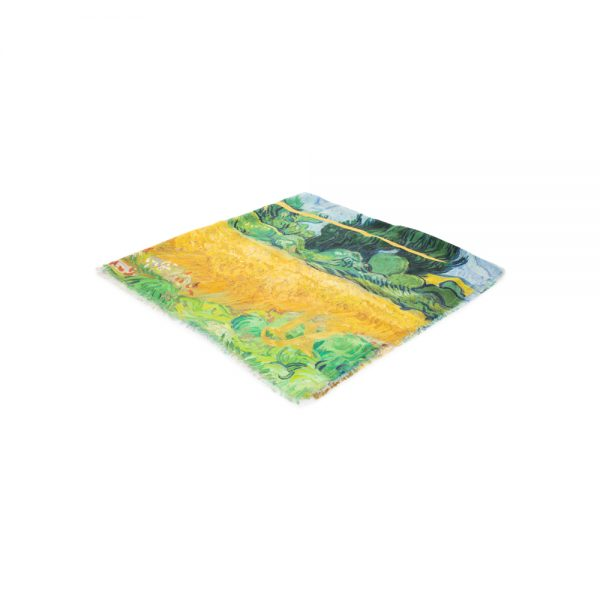 Van Gogh Painting Shawl by Louis Vuitton - Le Dressing Monaco
