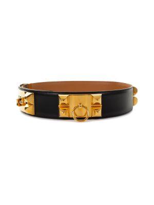 1d88f3ca28d12 Black Box Collier de Chien Belt by Hermès - Le Dressing Monaco