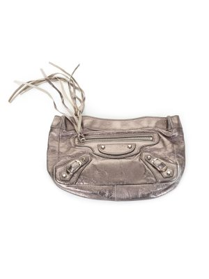 Bronze City Pochette by Balenciaga - Le Dressing Monaco