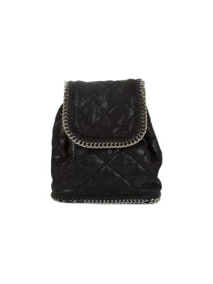 Shaggy Deer Mini Falabella Backpack by Stella McCartney - Le Dressing Monaco