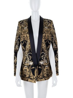 Baroque Smoking Cape by Roberto Cavalli - Le Dressing Monaco