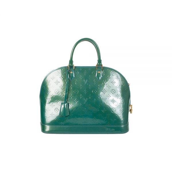 Iridescent Green Alma Hand Bag by Louis Vuitton - Le Dressing Monaco