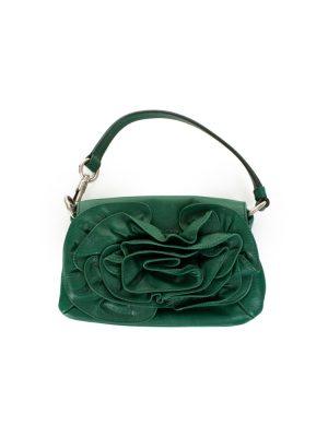 Vintage Rive Gauche Flower Handbag by Christian Dior - Le Dressing Monaco