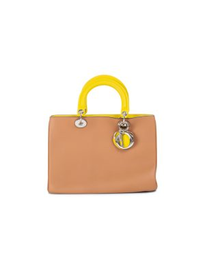 3 Colors Diorissimo Handbag by Christian Dior - Le Dressing Monaco