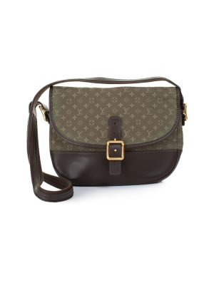 Mini Lin Berangère Crossbody Handbag by Louis Vuitton - Le Dressing Monaco