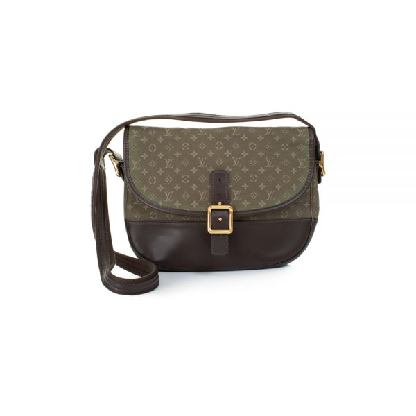 Mini Lin Berangère Crossbody Handbag by Louis Vuitton - Le Dressing Monaco