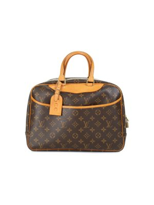 Monogram Deauville Handbag by Louis Vuitton - Le Dressing Monaco