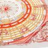 Dies et Hore Silk Scarf by Hermès - Le Dressing Monaco
