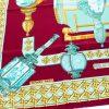 Feux de Route Silk Scarf by Hermès - Le Dressing Monaco