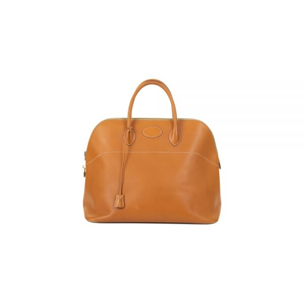 Bolide 45 Gold Box Leather by Hermès - Le Dressing Monaco