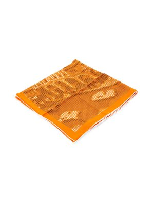 Rendez-Vous au 24 Small Silk Scarf by Hermès - Le Dressing Monaco