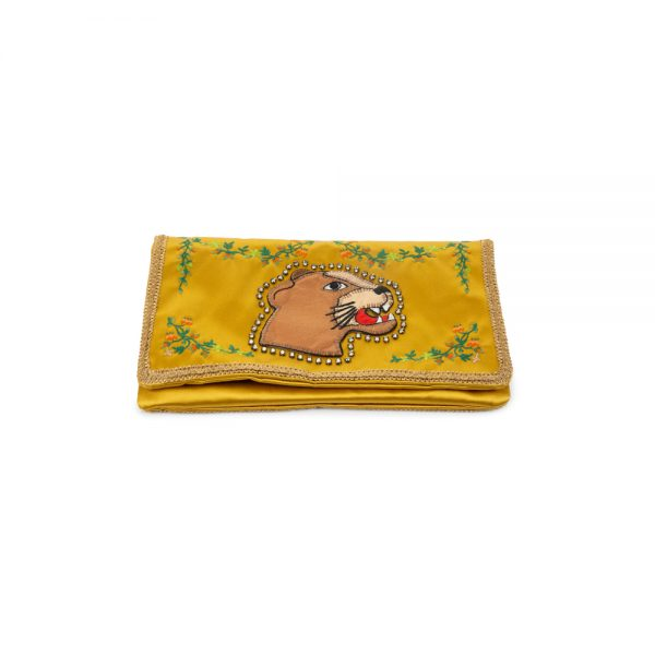 Silk Pochette Guccification by Gucci - Le Dressing Monaco