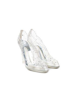 Cinderella Swarovski Pumps by Dolce e Gabbana - Le Dressing Monaco