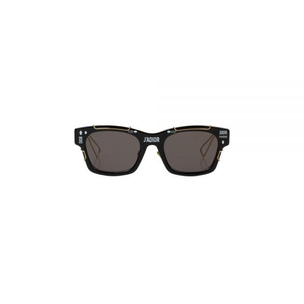 Black Gold J'Adior Sun Glasses by Christian Dior - Le Dressing Monaco