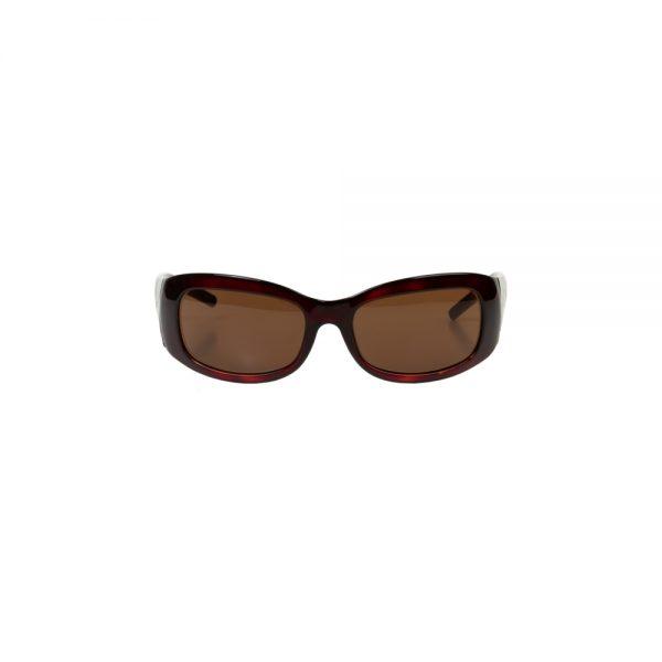 Brown FF Logo Branches Sun Glasses by Fendi - Le Dressing Monaco
