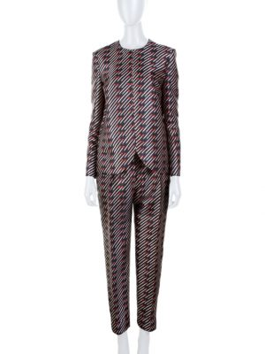 Black Match Printed Top Pants Set by Stella Mc Cartney - Le Dressing Monaco