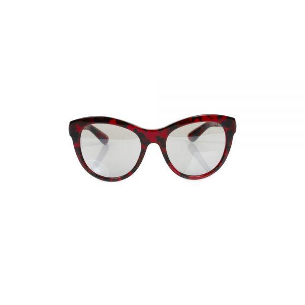 Red Black Plastic Sun Glasses by Dolce e Gabbana - Le Dressing Monaco