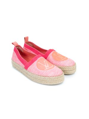 Blue Shore Postcard Platform Espadrilles by Louis Vuitton - Le Dressing Monaco