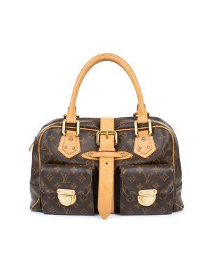Monogram Canvas Manhattan GM Bag by Louis Vuitton - Le Dressing Monaco