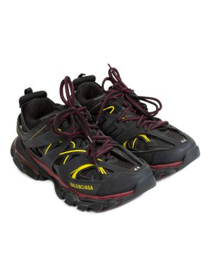 SEO title preview: Track Trainers Black Yellow by Balenciaga - Le Dressing Monaco