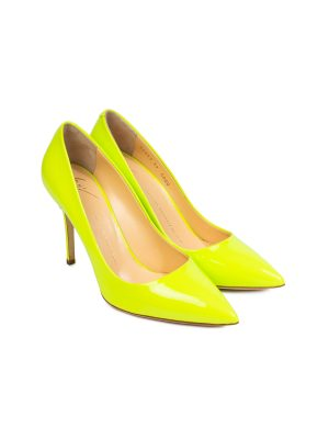 Fluo Patent Leather Sandals by Giuseppe Zanotti - Le Dressing Monaco